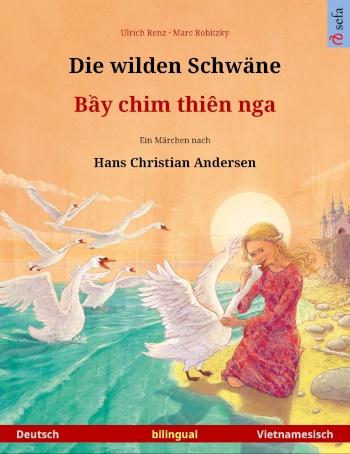 Die wilden Schäne,  Buch zum Thema Mehrsprachigkeit